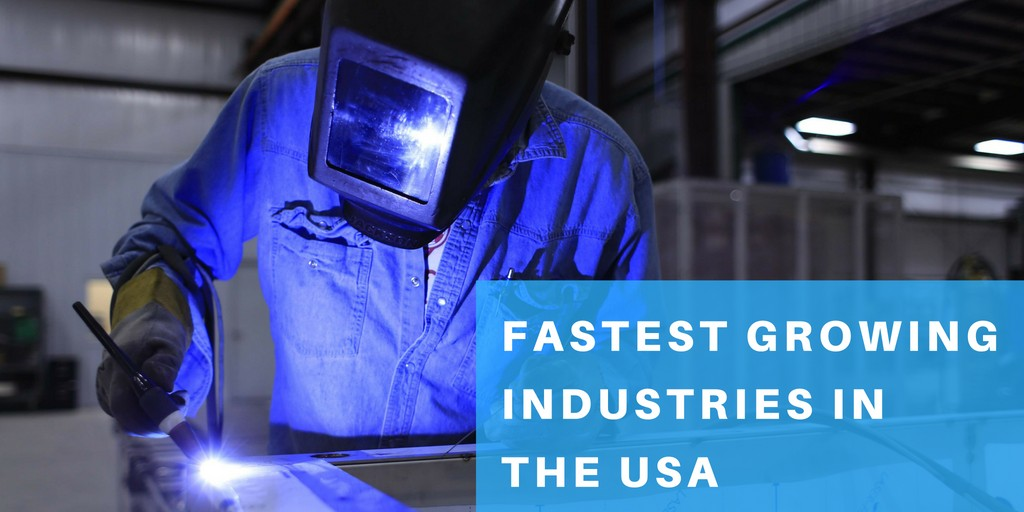 Growing Industries in the USA