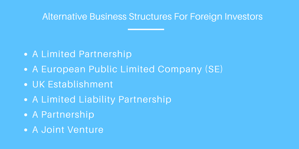 Business Structure UK