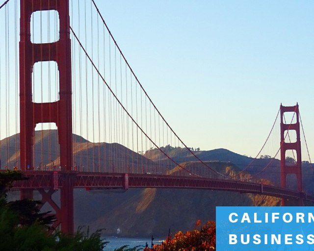 California State Business Tax