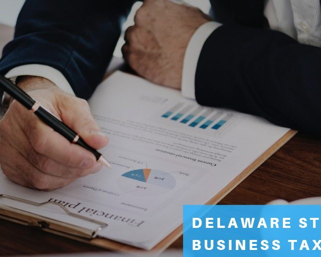 Delaware business tax