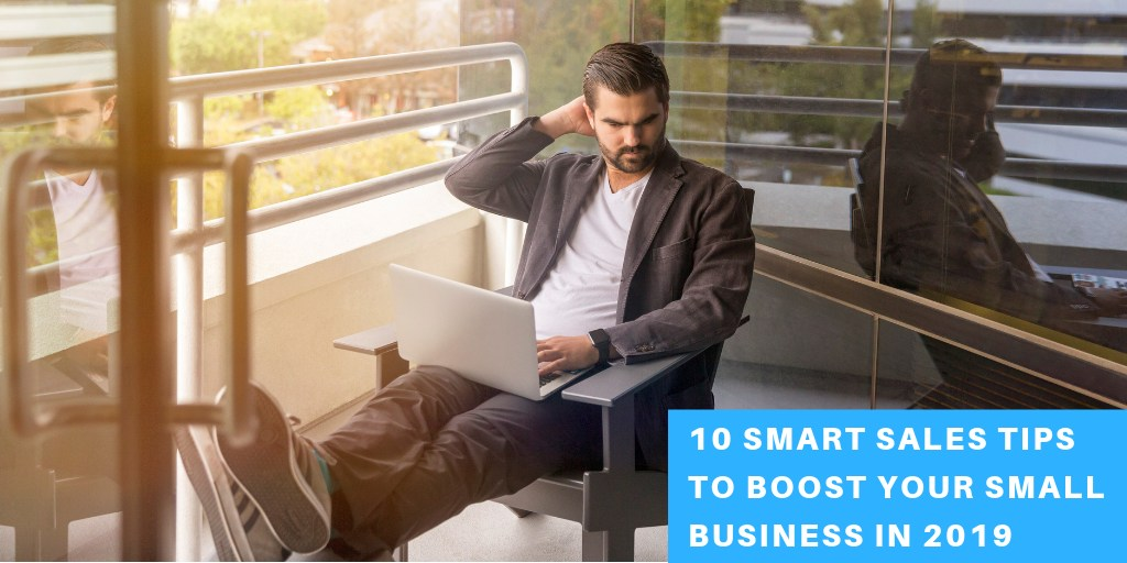 sales tips for your small business