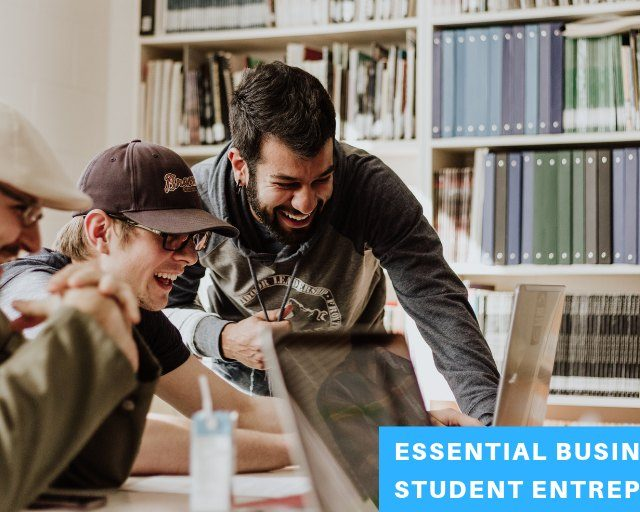 Tips for Student Entrepreneurs