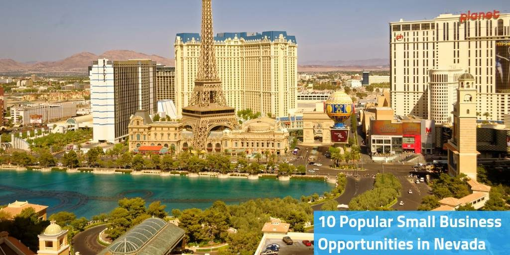 Small Business Opportunities in Nevada