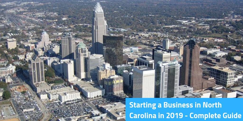 Starting Business in North Carolina