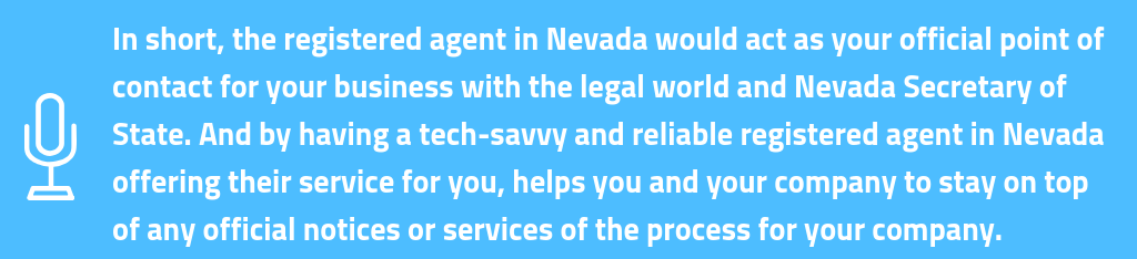 Nevada Registered Agent